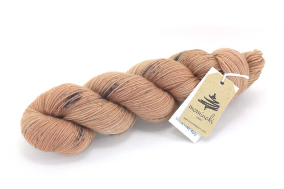 SOCK FINE 4ply - Copper