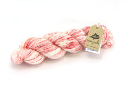 SOCK FINE 4PLY - Very Very Strawberry