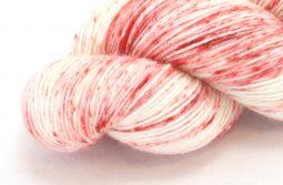SOCK FINE 4PLY - Very Very Strawberry zoom