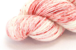 SOCK FINE 4PLY - Very Very Strawberry zoom