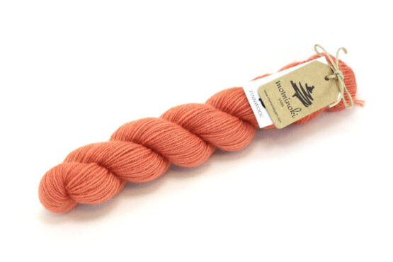 Finnwool Naturally Dyed - Madder