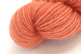 Finnwool Naturally Dyed - Madder zoom