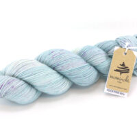 SOCK FINE 4ply - Blue Lagoon
