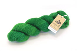 SOCK FINE 4ply - Brilliant Green