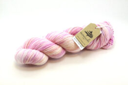 SOCK FINE 4ply - Pink Love