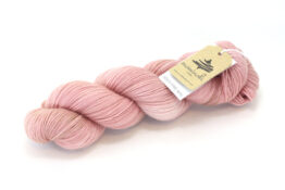 SOCK FINE 4ply - Flamingo