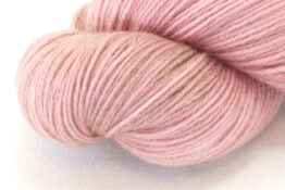 SOCK FINE 4ply - Flamingo zoom