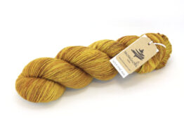 SOCK FINE 4ply - Honey Bee