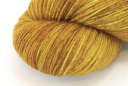 SOCK FINE 4ply - Honey Bee zoom