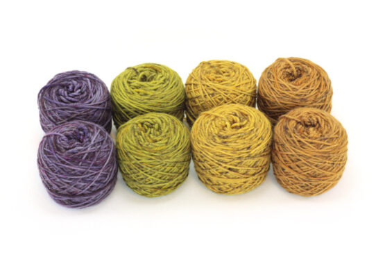 Sock Fine 4ply Berlin Socks Kit Fade E