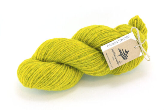 GERMAN MERINO - Smoky Yellow