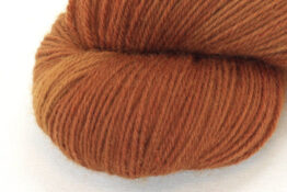 SOCK FINE 4ply - Brick zoom