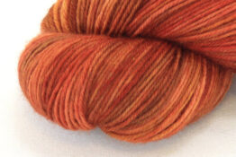 SOCK FINE 4ply - Sunset zoom