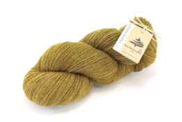 GERMAN MERINO - Ochre