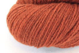 GERMAN MERINO - Terracotta zoom