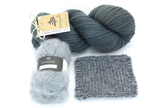 Snowy Forest Kit - Black Denim 4