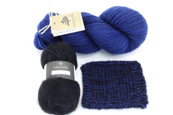 Snowy Forest Kit - Blue Denim 2