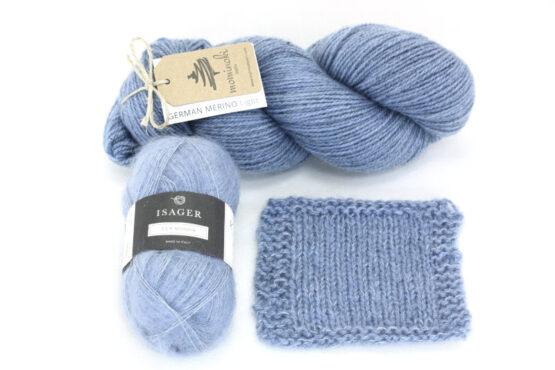 Snowy Forest Kit - Blue Denim 4