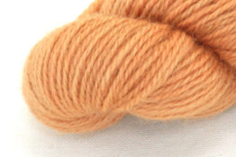 Finnwool Naturally Dyed - Madder Apricot zoom