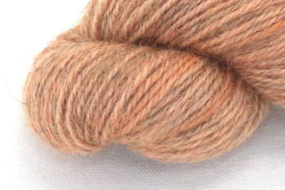 Finnwool Naturally Dyed - Madder Dusty Apricot zoom