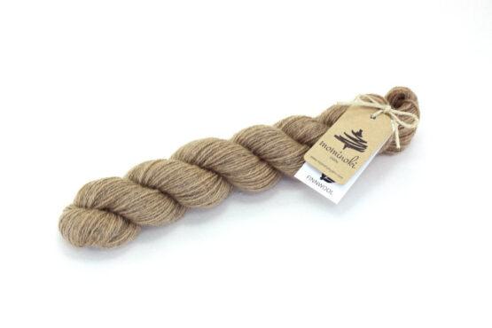 Finnwool Naturally Dyed - Walnut Light Brown