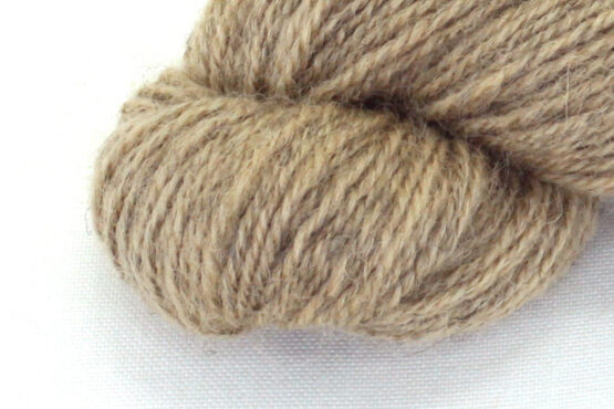 Finnwool Naturally Dyed - Walnut Light Brown zoom