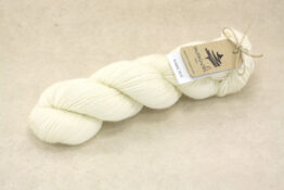 RAMIE SILK - Pure White