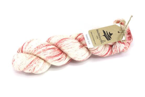 SOCK FINE 4ply - Very Very Strawberry
