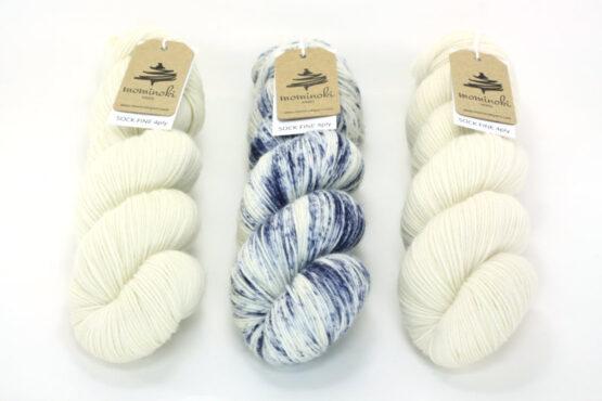 TRIFLE SHIRT - SF - Azulejo White
