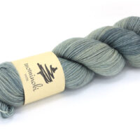 SOCK FINE 4ply - Ashes