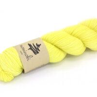 SOCK FINE 4ply - Lemon