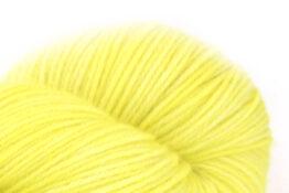 SOCK FINE 4ply - Yellow zoom