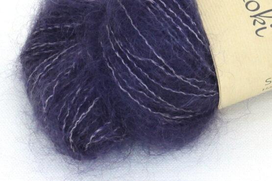 MOMINOKI SILK MOHAIR - Muscat Bleu zoom